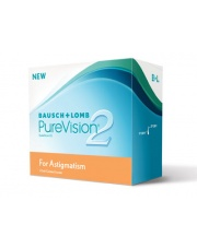 Pure Vision 2HD for Astigmatism 3 szt. nowość